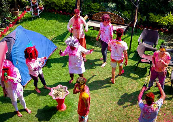 Holi: The Vibrant Indian Festival of Colours That You Love